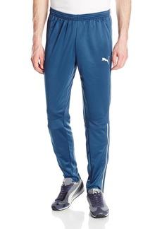 PUMA Men's It Evotrg Pants Blue Wing Teal/Orange XX-Large