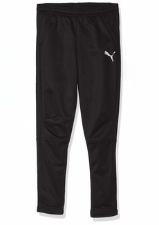 PUMA Men's Liga Training Pants JR Black White M