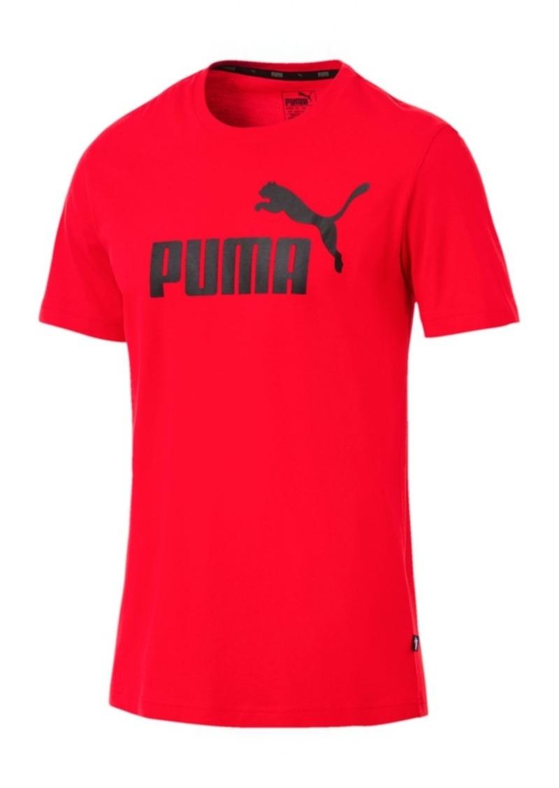Puma Men's Logo T-Shirt