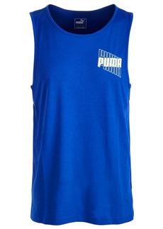 Puma Men's Logo Tank Top