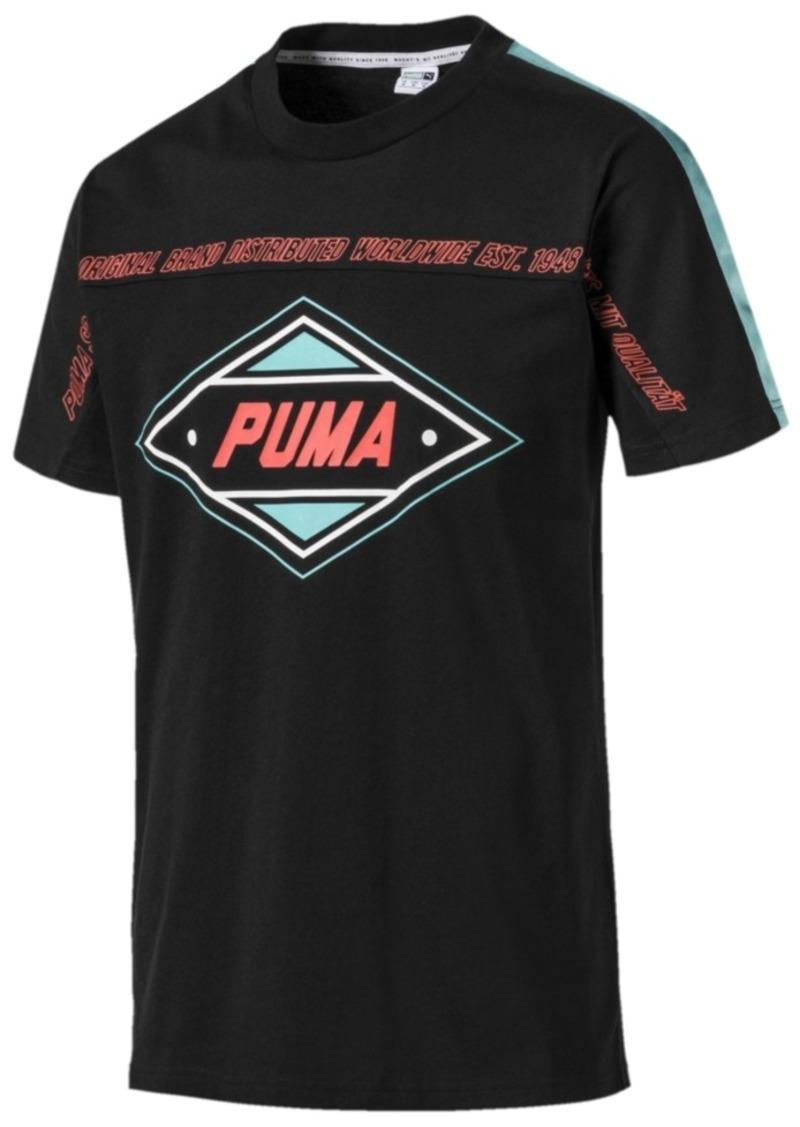 Puma Men's LuXTG Luxe T-Shirt