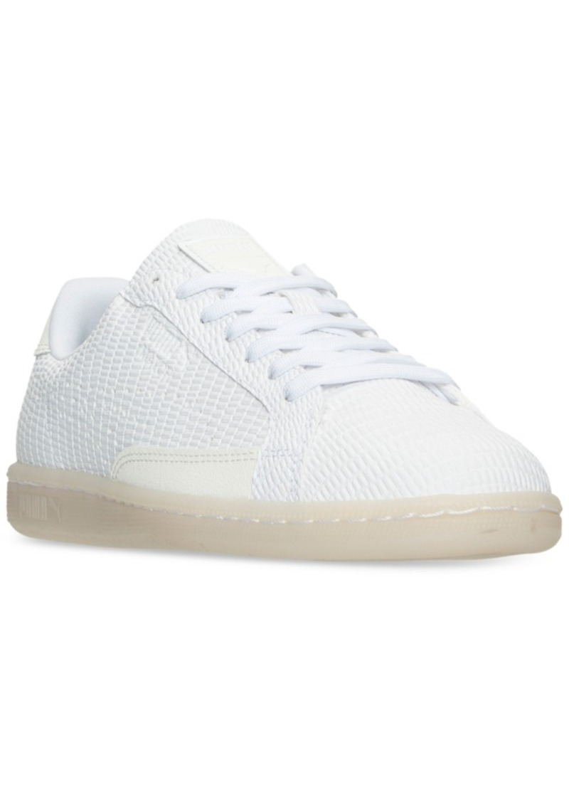 SALE Puma Puma Hombre Match Casual Emboss Leather Casual Match zapatillas from 750812