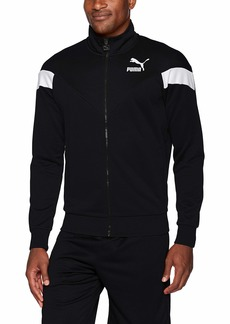 PUMA Men's MCS Track Jacket Black M