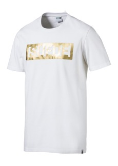 Puma Men's Metallic-Graphic T-Shirt