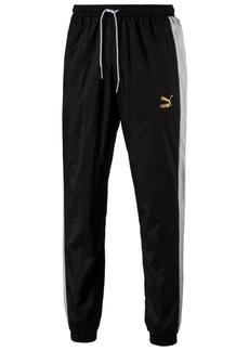 Puma Men's Metallic-Logo Track Pants