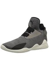PUMA Men's Mostro Sirsa Sneaker Black-Dark Shadow-Whisper White