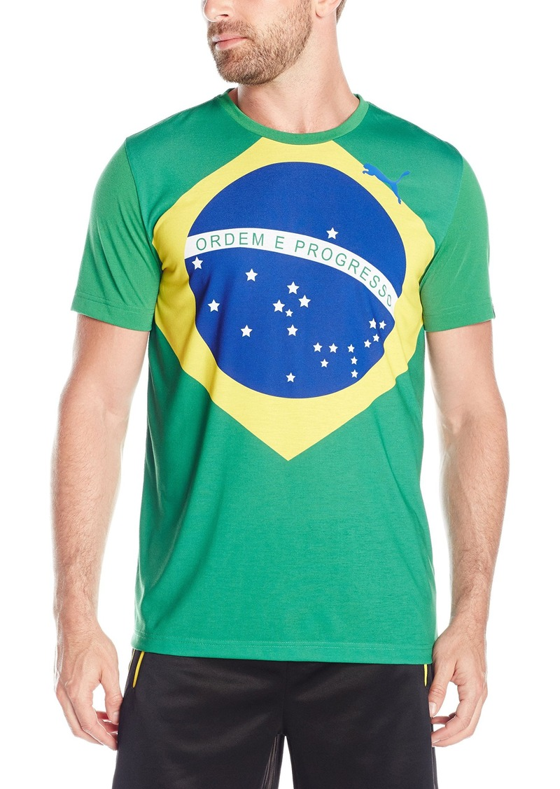 PUMA Men's Olympic Fan Wow Tee