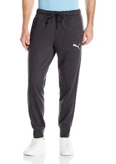 PUMA Men's P48 Core Pants Fleece Cuffed Bottom