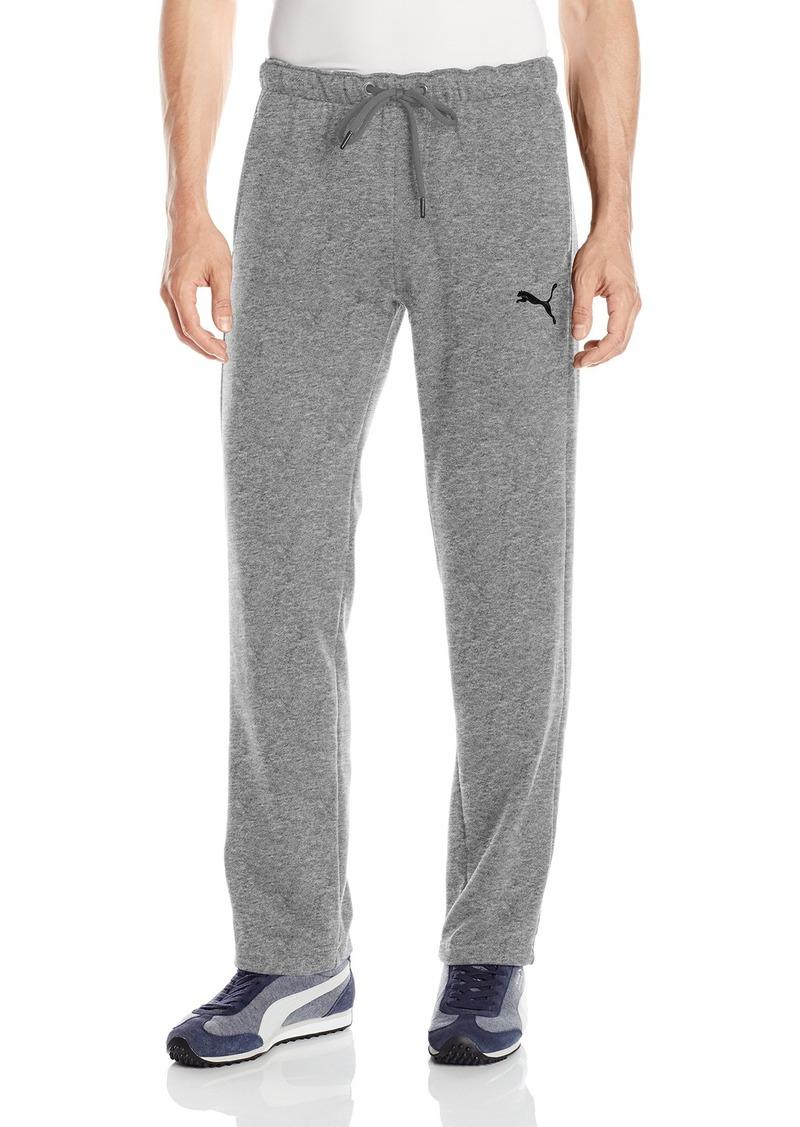 370a23bec33e Lyst - Puma Rebel Fleece Sweatpants in Black for Men
