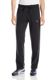 Puma Men's P48 Core Pants Fleece Cotton black Small