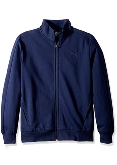 PUMA Men's P48 Core Track Embroidered Jacket  S