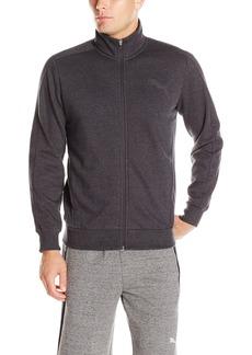 PUMA Men's P48 Core Track Jacket Fleece