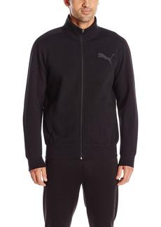 PUMA Men's P48 Core Track Jacket Fleece  arge