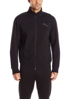 PUMA Men's P48 Core Track Jacket Fleece  XX-Large