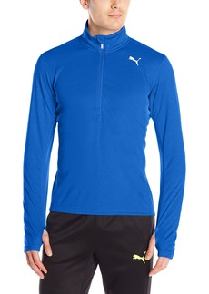 PUMA Men's PE Running Long Sleeve HZ Tee