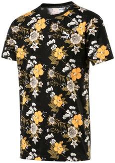 Puma Men's Printed T-Shirt