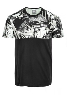 Puma Men's Rebel Colorblocked T-Shirt