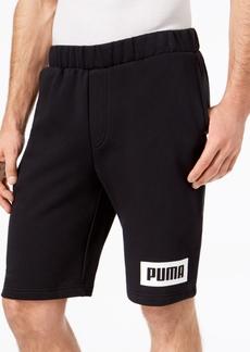 Puma Men's Rebel Fleece Shorts