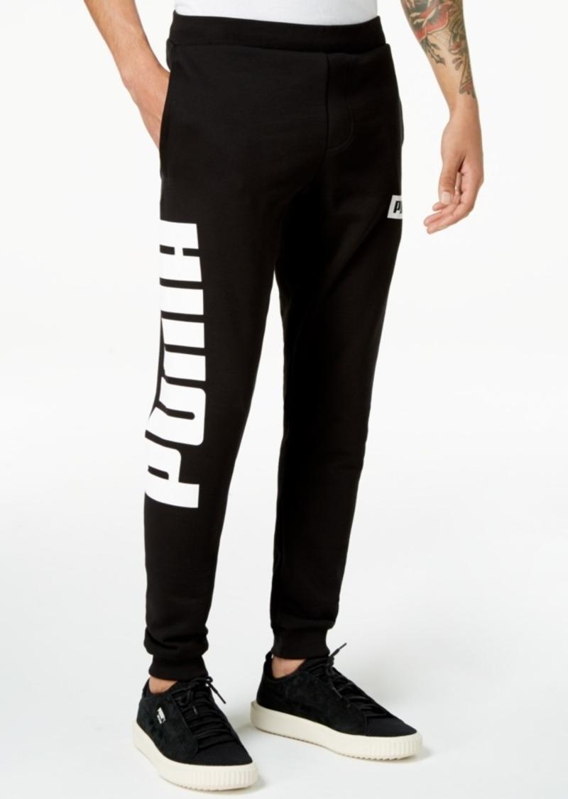 4f5aaede99e6 Puma Puma Men s Rebel Slim Sweatpants