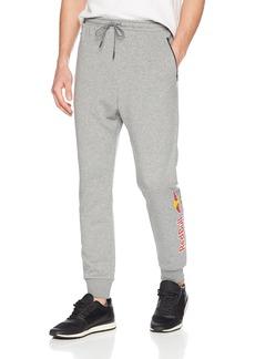 PUMA Men's Red Bull Racing Logo Sweat Pants  Gray Heather M