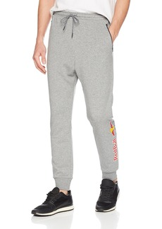 PUMA Men's Red Bull Racing Logo Sweat Pants  L