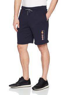 PUMA Men's Red Bull Racing Logo Sweat Shorts  M