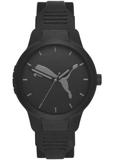 Puma Men's Reset Polyurethane Strap Watch 44mm