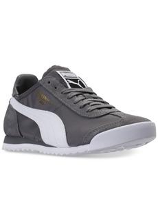 Puma Men's Roma Og Nylon Casual Sneakers from Finish Line