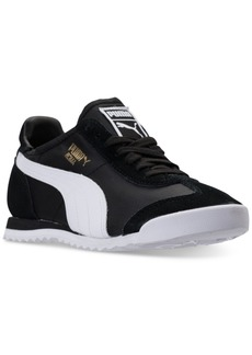 Puma Men's Roma Og Nylon Casual Sneakers from Finish Line