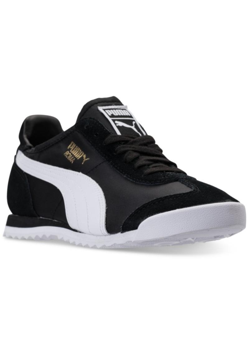 5293fbc0ea67 On Sale today! Puma Puma Men s Roma Og Nylon Casual Sneakers from ...