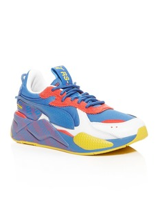 PUMA Men's RS-X Subvert Mixed Media Low-Top Sneakers