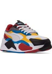 Puma Men's Rs-X3 Puzzle Casual Sneakers from Finish Line