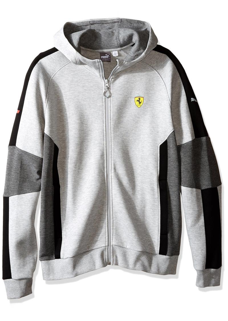 e31731130712 Puma PUMA Men s Scuderia Ferrari Hooded Sweat Jacket Now  86.12