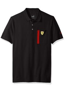 PUMA Men's Scuderia Ferrari Polo  S