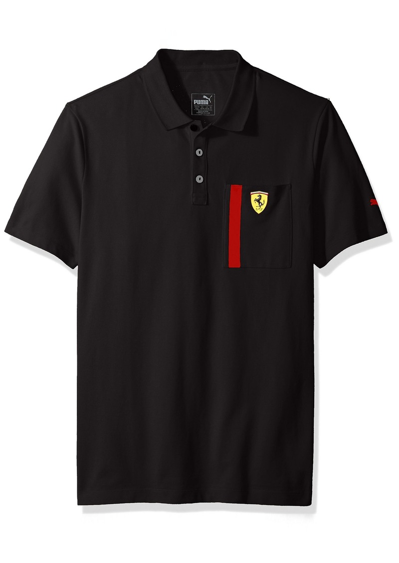 14d4bc2348ad5f Puma PUMA Men's Scuderia Ferrari Polo S | Casual Shirts