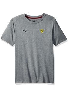 PUMA Men's Scuderia Ferrari  Shield T-Shirt  S