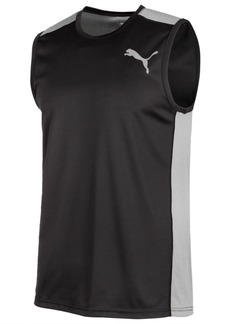 Puma Men's Sleeveless Training T-Shirt