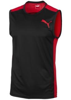 Puma Men's Sleeveless Training T-Shirt