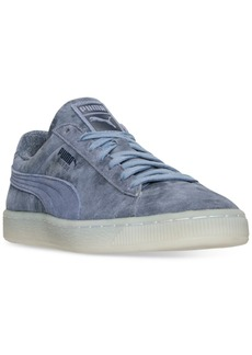 Puma Men's Suede Classic Elemental Casual Sneakers from Finish Line