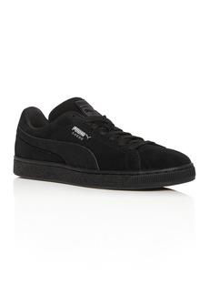 PUMA Men's Suede Classic Low-Top Sneakers