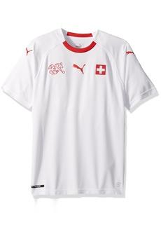 6b180f825a7 Puma PUMA Men's FIGC Italia Home Shirt Authentic Evoknit With ...