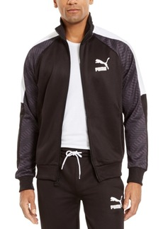 Puma Men's T7 Colorblocked Track Jacket