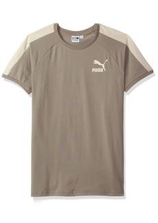 PUMA Men's T7 Slimcut T-Shirt  M