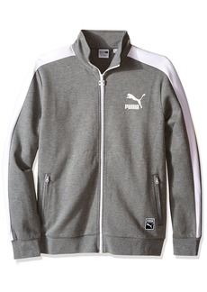 PUMA Men's Archive T7 Track Jacket  Large