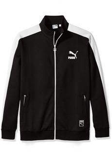 PUMA Men's Archive T7 Track Jacket  Medium