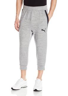 PUMA Men's Tech Fleece 3/4 Pant