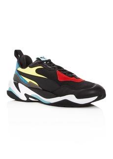 PUMA Men's Thunder Spectra Color-Block Low-Top Sneakers