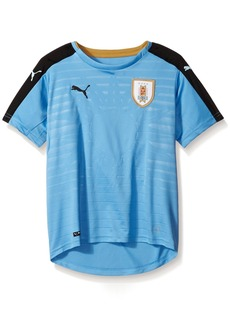 PUMA Men's Uruguay Kids Home Replica Shirt  YX-Large