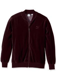 PUMA Men's Velour T7 Jacket