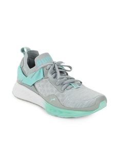 Puma Mesh Low Top Sneakers